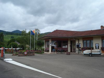 Camping Pierre de Coubertin
