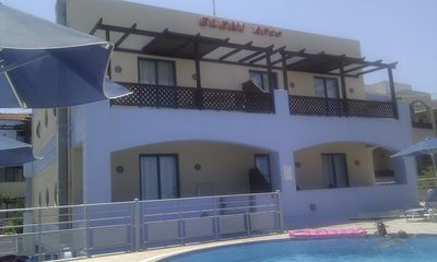 Appartement Eleni Beach