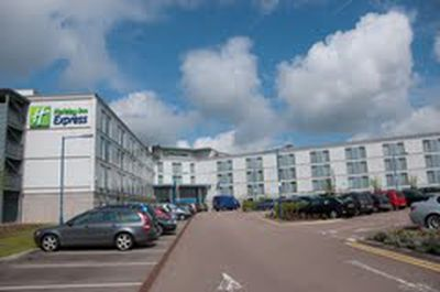 Hotel Holiday Inn Express London Stansted Airport