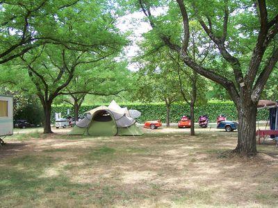 Camping Bonhomme