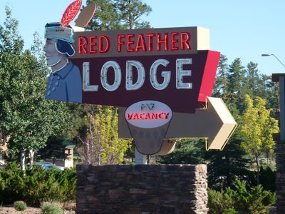 Hotel Red Feather Lodge
