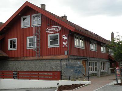 Appartement Hemsedal Cafe