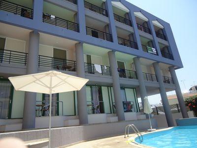 Appartement Alia Club Beach