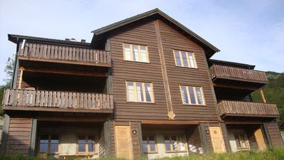 Appartement Skarsnuten Fjellandsby