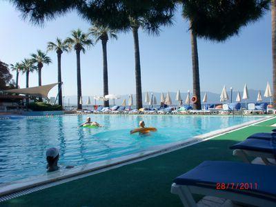 Hotel Ömer Holiday Resort