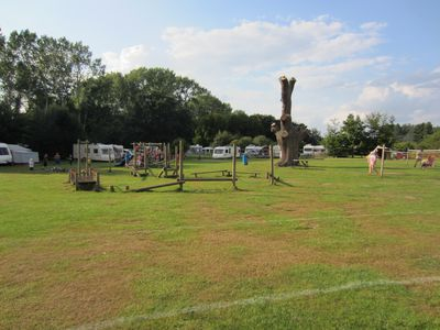 Camping The Dower House Touring Park