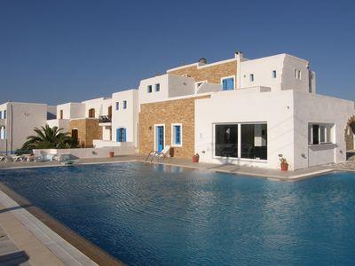 Aparthotel Naxos Holidays