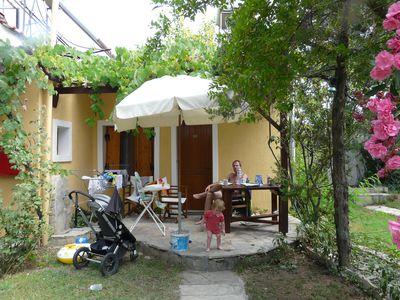 Vakantiehuis Lysistrata Bungalows