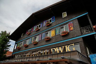 Hotel Golf & Alpin Wellness Resort Hotel Ludwig Royal
