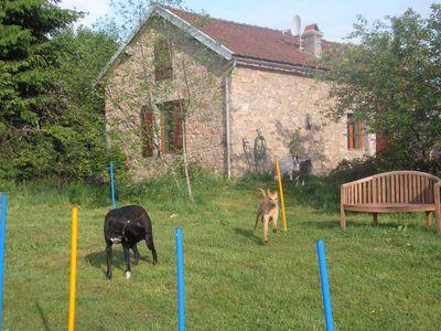 Vakantiehuis Gîte Petit Blancs