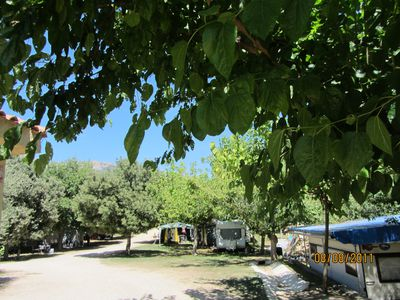 Camping La Vall d'Ager