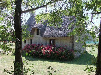 Vakantiehuis Chaumiere de Kernallec