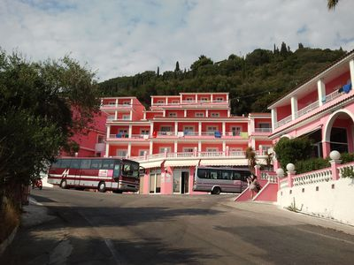 Hotel The Pink Palace