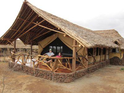 Lodge Satao Elerai Camp