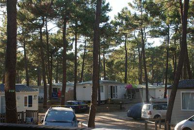 Camping Côte d'Argent