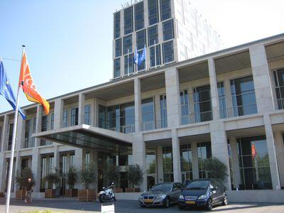 Hotel Van der Valk Airporthotel Düsseldorf