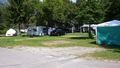 Camping Vantone Pineta