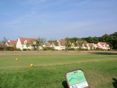 Vakantiehuis Golfbungalow Donnery