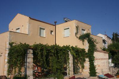 Vakantiehuis Spiti Athinà