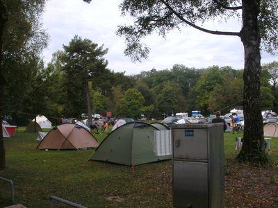 Camping München Thalkirchen