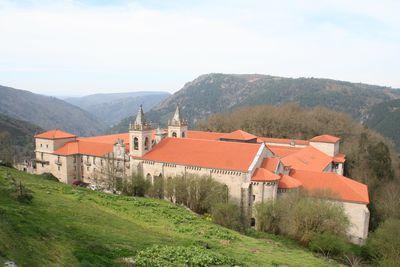 Hotel Parador de Santo Estevo Luintra- Ourense