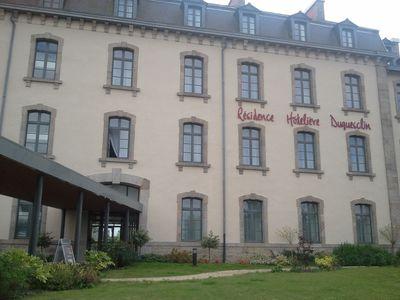Aparthotel Résidence Hoteliere mmv Duguesclin