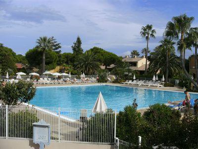 Appartement Résidence P&V Les Rives de Cannes Mandelieu
