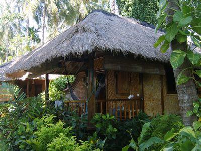 Bungalow Santai Beach Inn