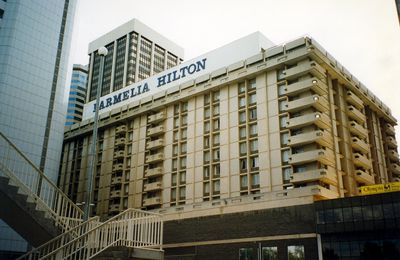 Hotel Parmelia Hilton