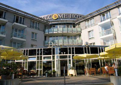Hotel Welcome Hotel Rheinresidenz Wesel