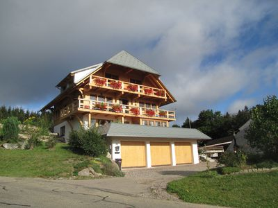Vakantiehuis Schwarzwaldhaus Vogelsang