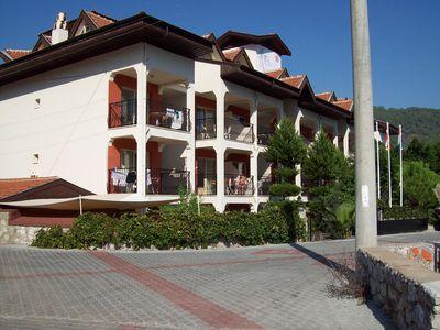 Aparthotel Ekinci Palace