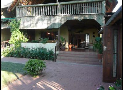 Lodge The Garden Lodge