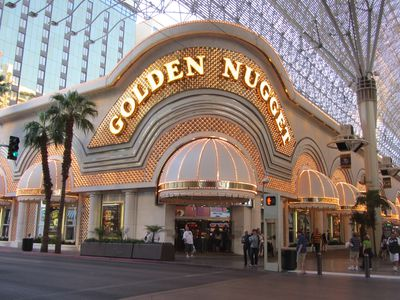 Hotel Golden Nugget