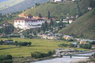 Hotel Khangkhu Resort