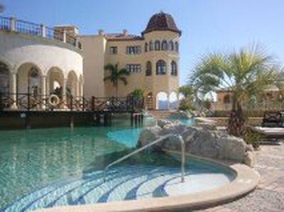Hotel Villaitana Wellness Golf & Business Sun