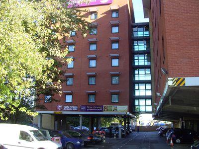 Hotel Southampton City Centre Premier Inn