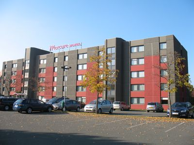 Hotel Fuerther Mercure Nuernberg West