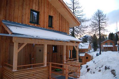Chalet Alpenpark Turracher Höhe