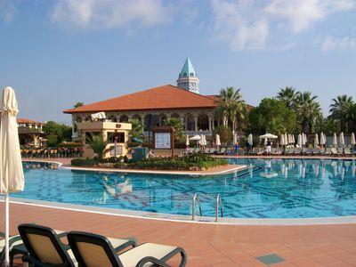 Hotel Ali Bey Park Manavgat (Splashworld)