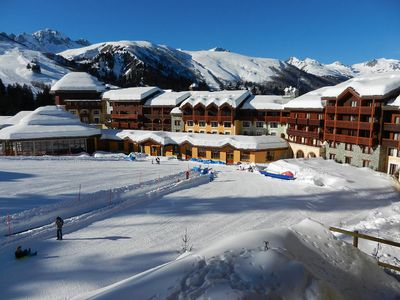 Hotel Club Med Valmorel