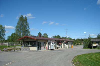 Hotel First Camp Umea