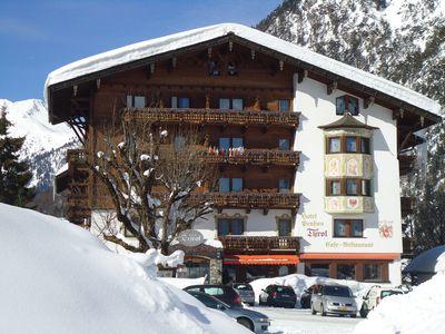 Hotel Alpenhotel Tyrol