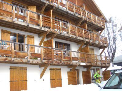 Appartement Résidence Odalys Les Chalets de la Porte des Saisons