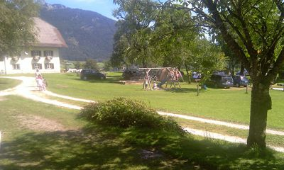 Camping Schonblick am Wolfgangsee