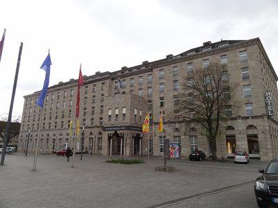 Hotel Wyndham Duisburger Hof