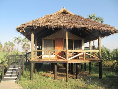 Camping Maramboi Tented Camp