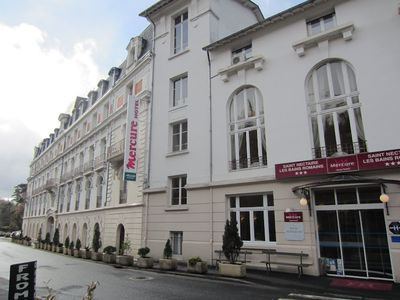 Hotel Mercure St. Nectaire