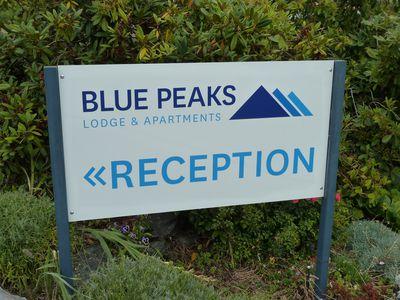 Hotel Blue Peaks Lodge