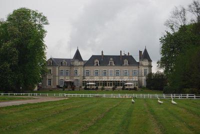 Hotel Château Laloin - Guest House